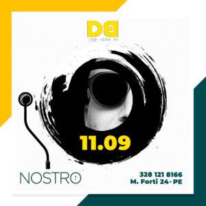 See you in Pescara @Club Nostro